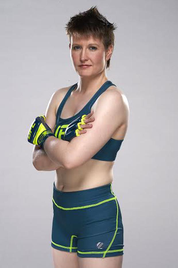 Aisling Daly. Picture credit: Esther Lin/Zuffa LLC
