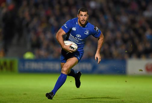 Rob Kearney in action for Leinster