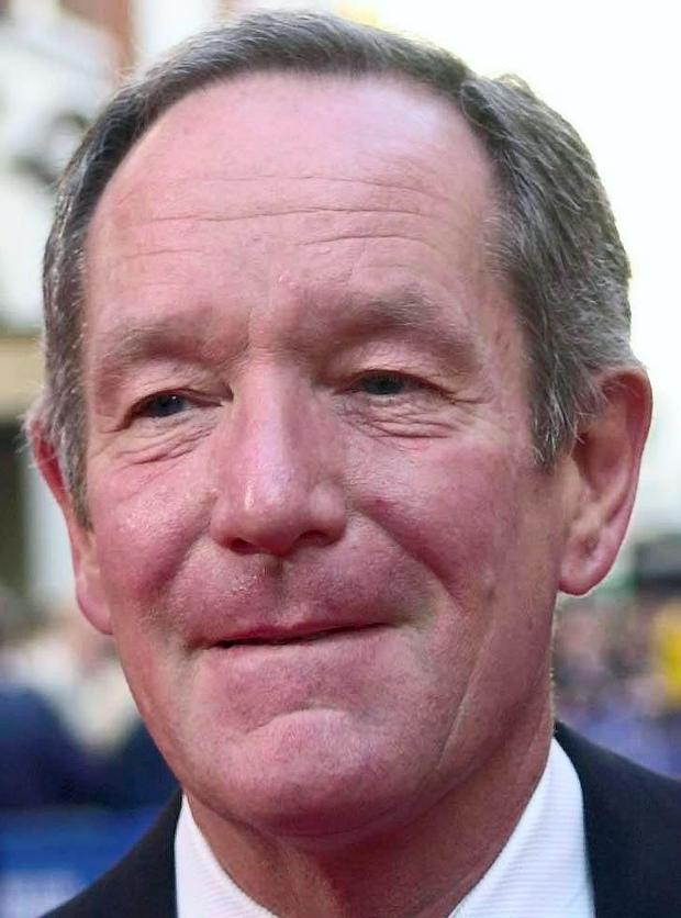 BBC newsreader Michael Buerk