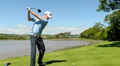 Kevin Phelan lies in 130th place in the Race to Dubai ranking and needs to be in the top 111 to secure his playing privileges for the 2015 European season
