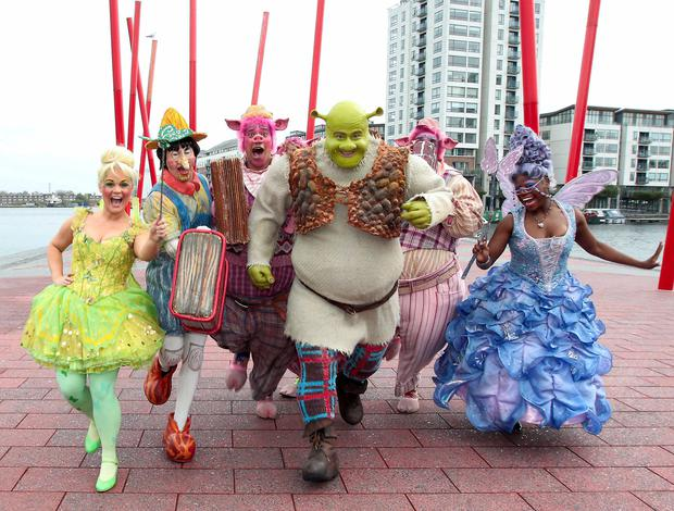 It's not easy being green - unless you're Shrek - Independent ie