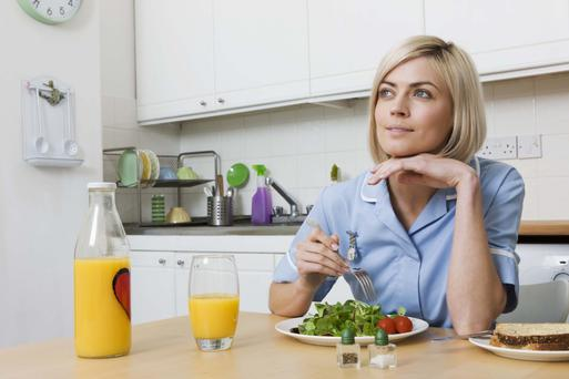 Simple: you can eat healthily and save money