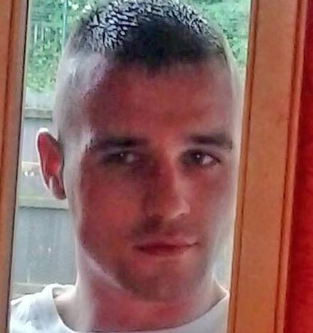 Darren Eamon Fagan, 24, was charged at Newry courthouse and remanded in custody.
