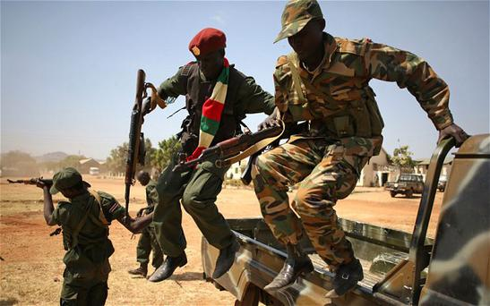 Two aid workers have been killed in South Sudan