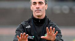 Former Donegal manager Jim McGuinness has hit out at the Sunday Game panel