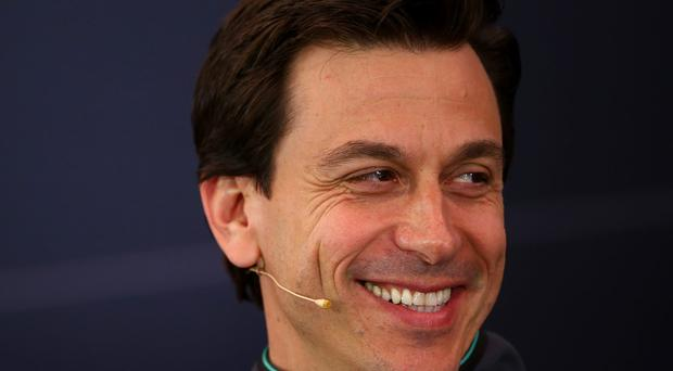 The Mercedes team boss Toto Wolff joked that one of his drivers will be in need of 'psychological treatment' should double points play a decisive role in the F1 Championship. Mathias Kniepeiss/Getty Images