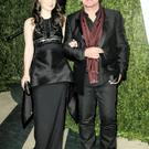 Bono and his daughter Eve Hewson