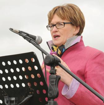 Mairead McGuinness MEP.