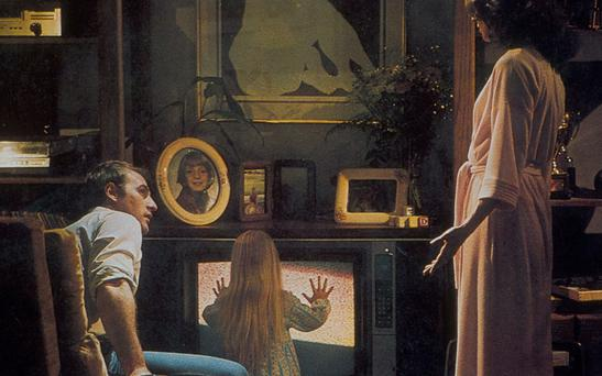 Steven Spielberg's terrifying haunted-house thriller Poltergeist (1982)