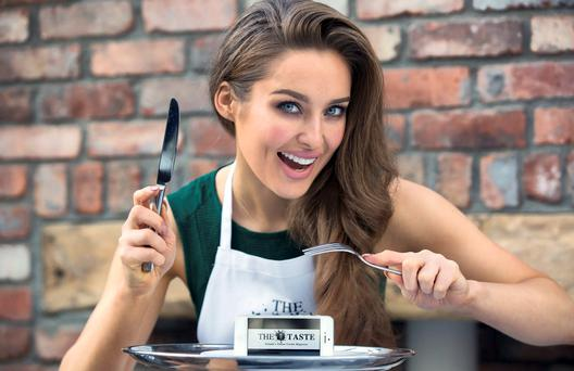 Roz Purcell pictured at the launch Ireland's new, exclusive online food & drink magazine for food aficionados across the country. Pic Paul Sharp/SHARPPIX