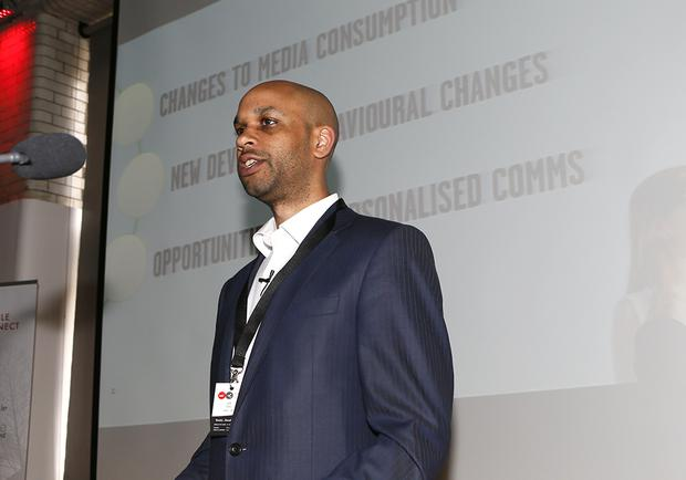 Speaking at the IAB Ireland Mobile Connect 2014 Event Jide Sobo Head of Mobile MEC uk