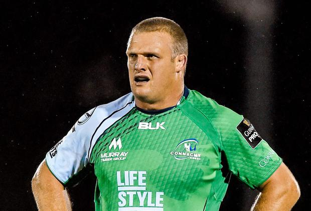 Nathan White has signed a new two-year deal with Connacht