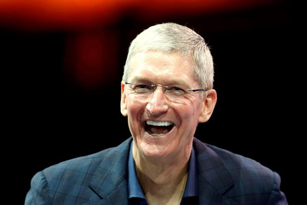 TIM COOK: The Apple CEO
