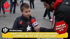 This young Man United fan could teach Louis van Gaal a thing or two