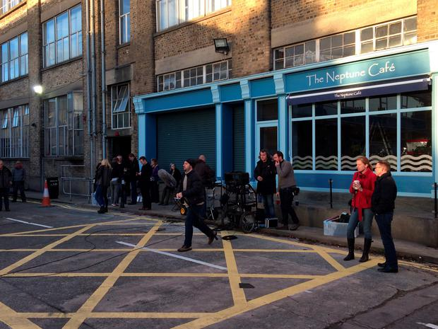 Production gets underway on TV3's new soap Red Rock