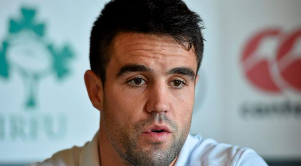 Ireland scrum-half Conor Murray says beating a southern hemisphere team in the autumn internationals would be a good step in the right direction. Photo: Barry Cregg / SPORTSFILE