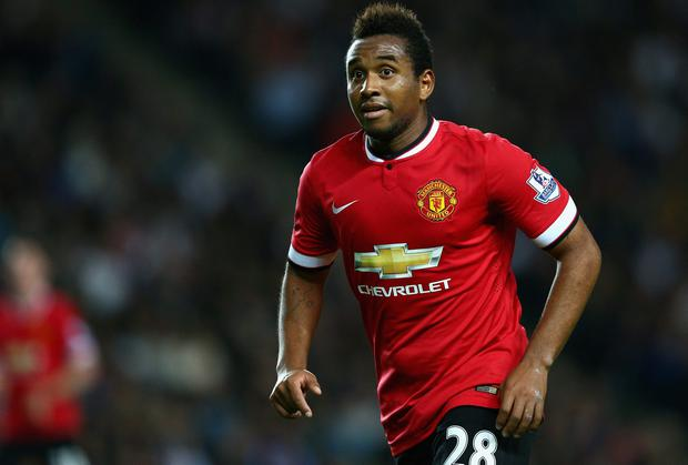 Anderson's stock has fallen so low that Manchester United are now considering paying up the remainder of his contract at a cost of up to £1.4m. Photo: Clive Mason/Getty Images