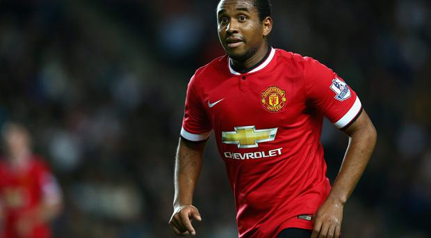 Anderson is ending his eight-year relationship with Manchester United, joining Internacional in his native Brazil on a free transfer Photo: Clive Mason/Getty Images