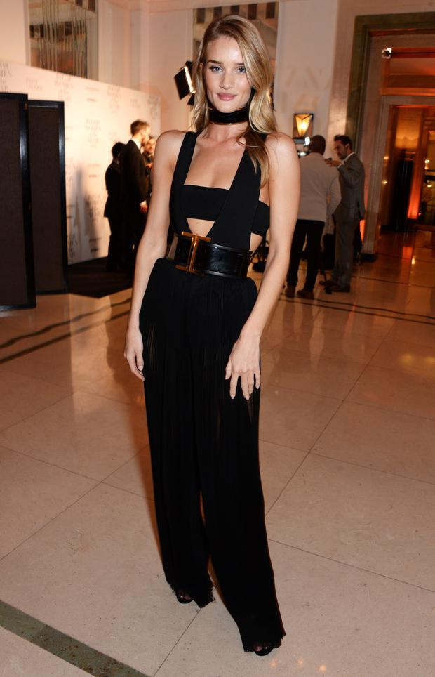 Rosie huntington-whiteley rihanna dress up
