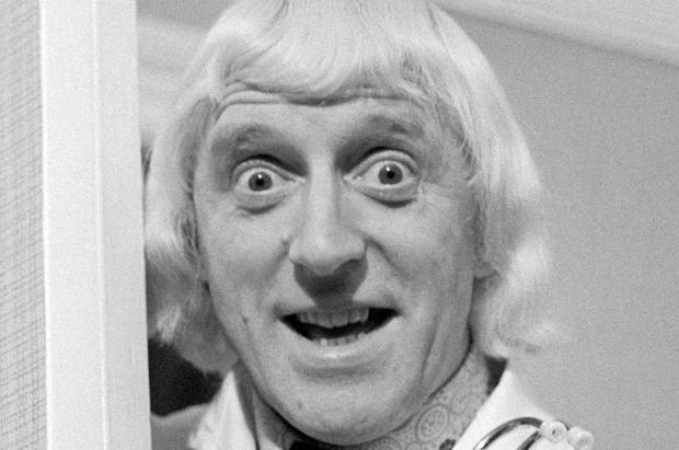 Photo of Jimmy Savile from 1972 as a total of 12 NHS trusts have been contacted over fresh investigations that have emerged since June into alleged abuse by Jimmy Savile on NHS premises, the Department of Health has said in a written statement (PA Wire)