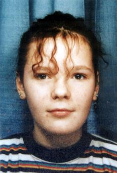 Undated handout photo issued by West Yorkshire Police of Lindsay Jo Rimer, as police are reconstructing the unsolved 20-year-old murder of the 13-year-old girl using Twitter to try and find her killer