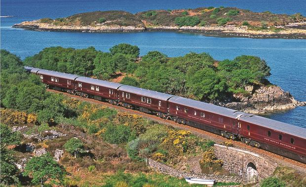 Belmond's 'Royal Scotsman' - a model for the Grand Hibernian