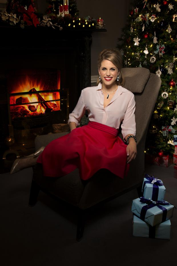 actress and author amy huberman officially opened the new tk maxx store at dundrum town centre this morning the 17500 sq foot store has created 75 new - When Was Christmas Created