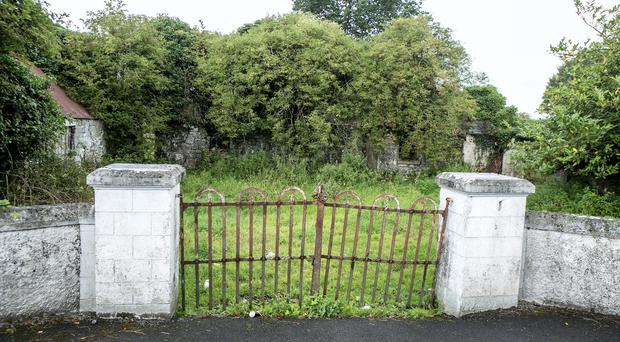 Taughmaconnell village, Co Roscommon, the place with the least amount of crime in the country. Photo: Kyran O'Brien