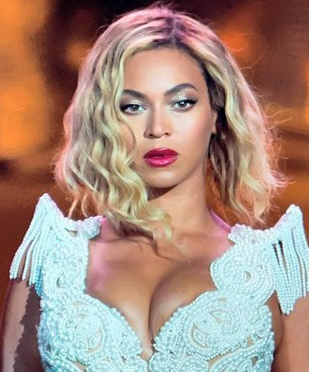 Beyonce trounces the competition with more than 600,000 votes