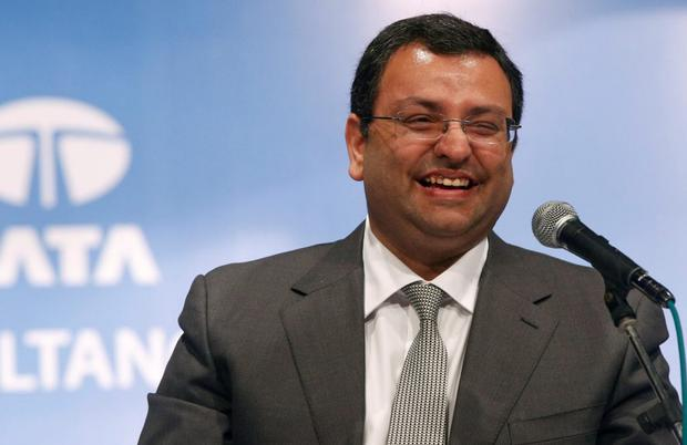 CYRUS MISTRY: Earned his chairmanship by proving himself on various Tata boards