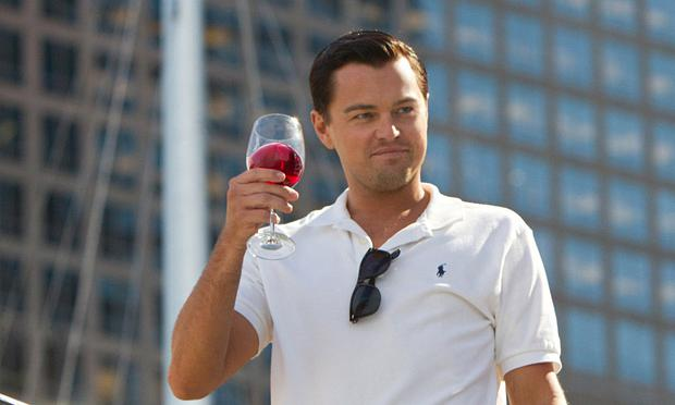 He was nominated for his fourth Oscar for his role as Jordan Belfort in The Wolf of Wall Street