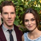 Benedict Cumberbatch and Keira Knightley attend The Weinstein Company