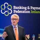David Duffy,President BPFI , and Chief Executive AIB; speaking at the Banking & Payments Federation Ireland National Conference 2014