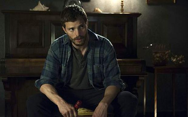 Jamie Dornan as Spektor in The Fall