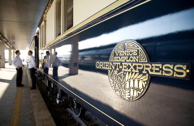OLD SCHOOL LUXURY: The Belmond Grand Hibernian is modelled on such classic routes as that of the Orient Express