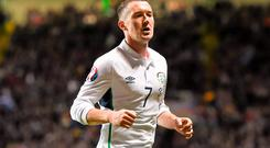 We saw in Georgia how effective McGeady could be