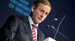 TOUGH TASK: For Enda Kenny it's a question of knowing what the public really wants