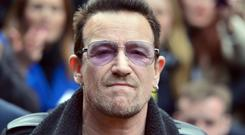 Much to the annoyance of the press and the punters, Bono broke with tradition this year and missed both the busking and the races. Anthony Devlin/PA Wire