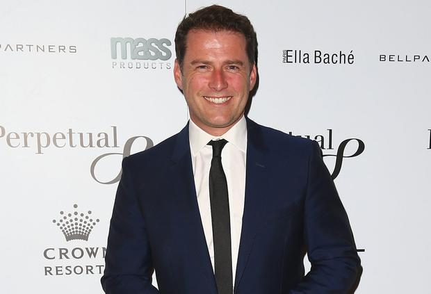 Karl Stefanovic, a host on Australia's Channel Nine 'Today Show', said he received no complaints or comments about his repeated use of a navy suit, whereas his female co-host and the show's female newsreaders and reporters were regularly scrutinised and criticised over their fashion choices and appearance. Photo credit: Don Arnold/WireImage