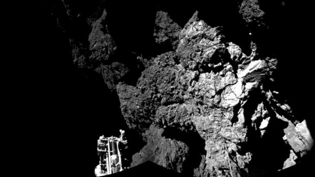 The final location of Philae is not known, but the imaging team hopes they will soon be able to discover where it is (REUTERS)