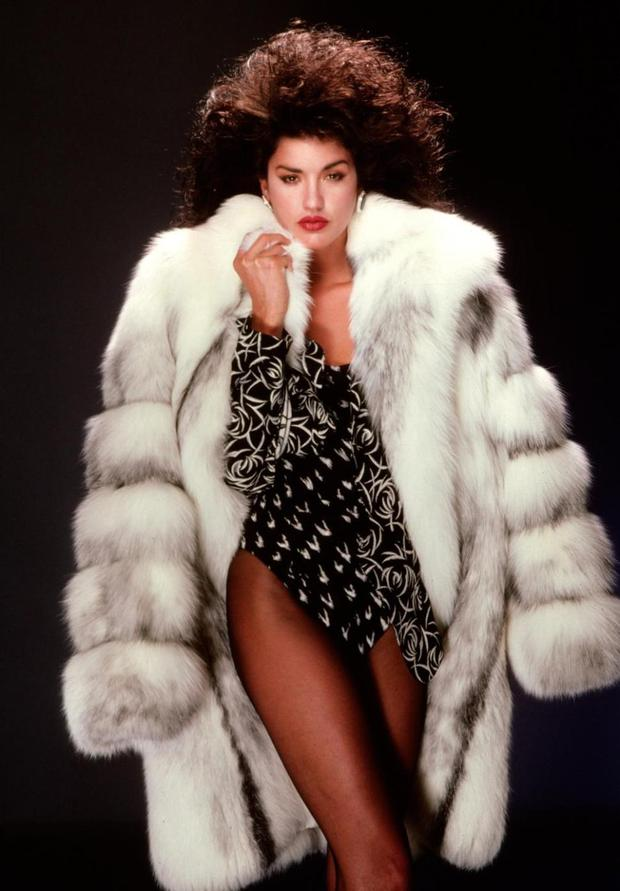 Janice in the 1980s