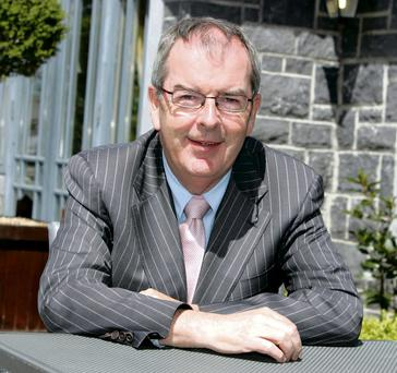 Padraig Cribben, Chief executive, Vintners Federation