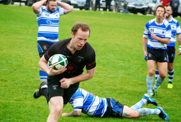 In picturesque surroundings, Connemara RFC is continuing to make a strong impression in the province