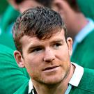 Ireland's Gordon D'Arcy