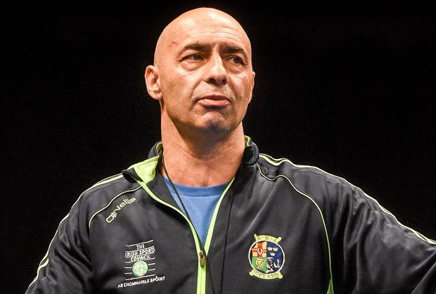 Pete Talor: Unhappy with judging. Picture credit: Pat Murphy / SPORTSFILE