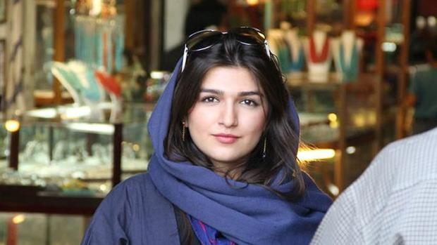 Ghoncheh Ghavami, 28, from Shepherd's Bush in west London, an Iranian-British woman jailed for trying to attend a men's volleyball game in Iran has been released on bail, her family said (Family handout/PA Wire)