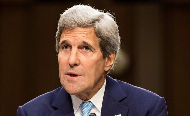 US Secretary of State John Kerry was struggling to salvage negotiations with Iran last night as hopes faded of achieving a final agreement over Tehran's nuclear ambitions (REUTERS/Joshua Roberts)
