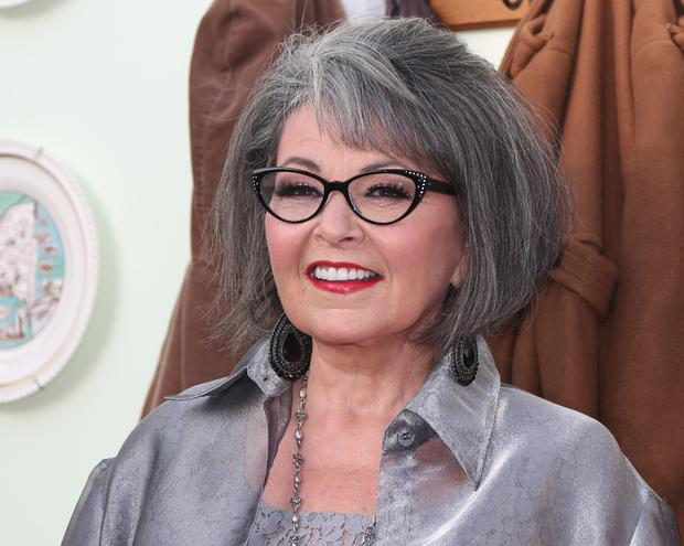 Actress Roseanne Barr in 2012