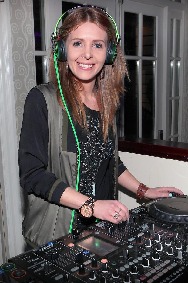Jenny Green at the launch of the new Opel Corsa at The Dylan Hotel Dublin