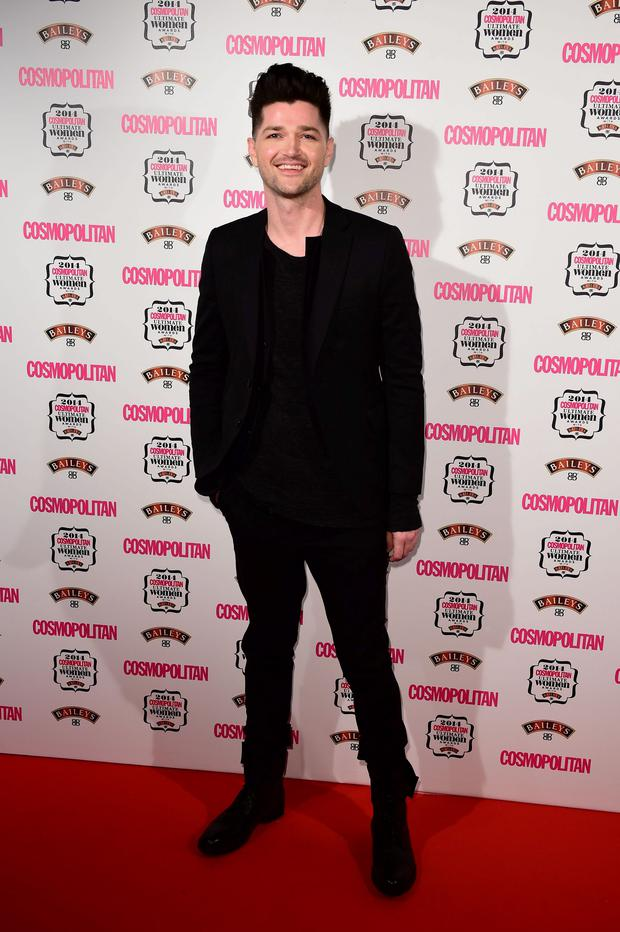 Danny O'Donoghue attends the Cosmopolitan Ultimate Women of the Year Awards at One Mayfair in London. Picture: Ian West/PA Wire